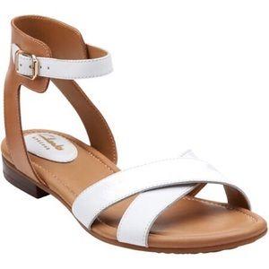 Clarks Artisan Viveca Ankle Strap Sandals - NWOT
